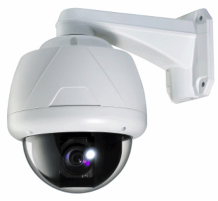 Cynix 37X Zoom Control Speed Dome Camera,Chennai India.